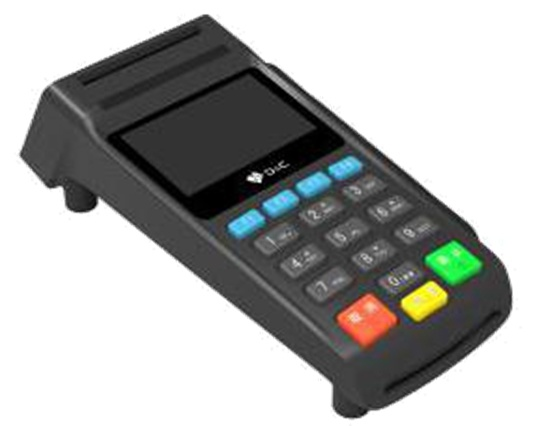 Msr, EMV Smart IC Card Reader with Pinpad (Z90)