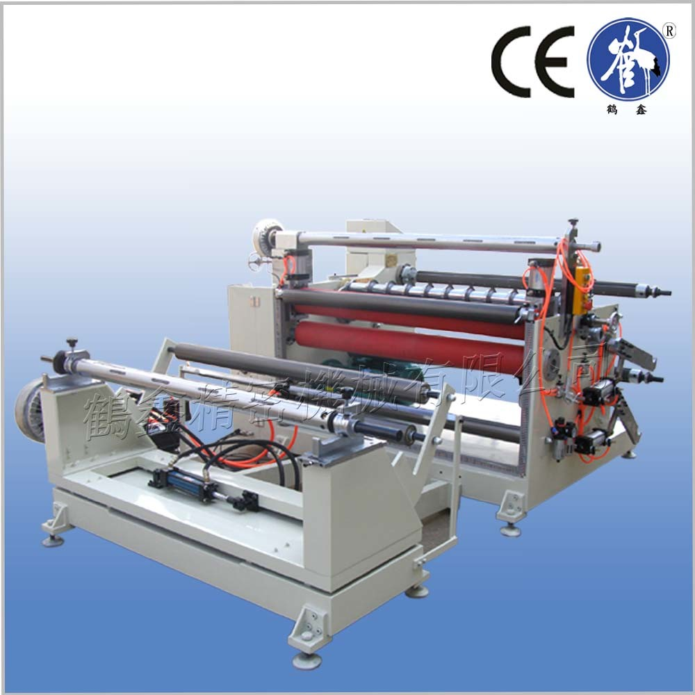 Series PLC Control High Speed Slitting Machine