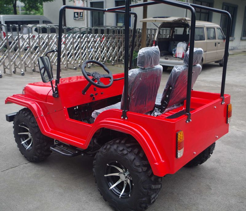 2016 New Design 150cc Jeep ATV with 4 Stroke (JY-ATV020)
