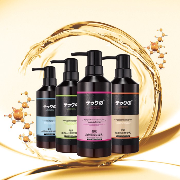 Meiki Anti-Dandruff Herbal Hair Shampoo