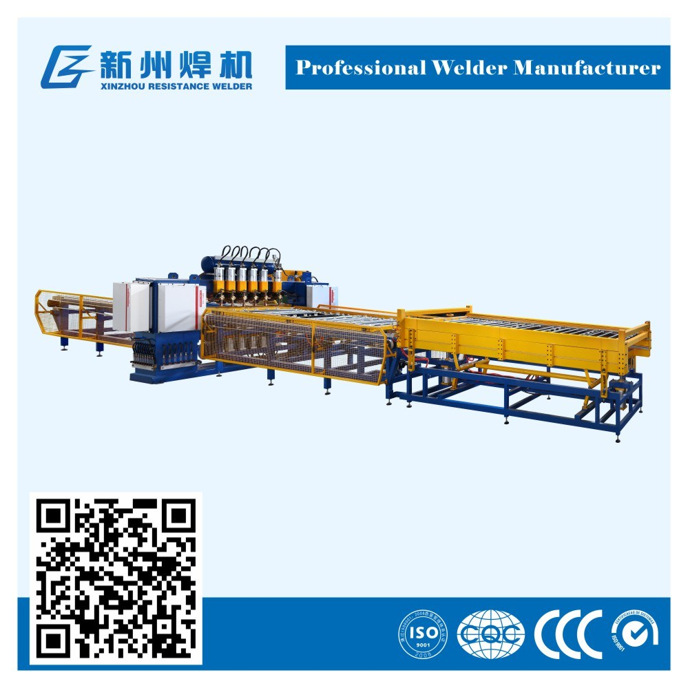 IBC Grid Welding Machine