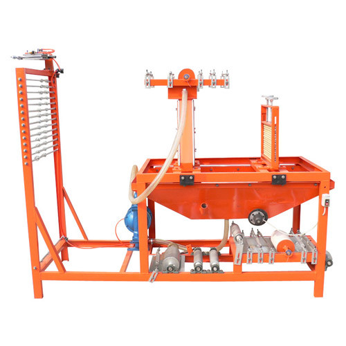 Four-Head Screw Tube Widsing Machine