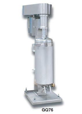 Gq142g/Gq105/Gq76 High Speed Tubular Centrifuge