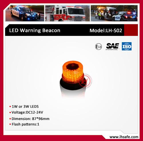 LED Hazard Beacon Light (LH-S02)