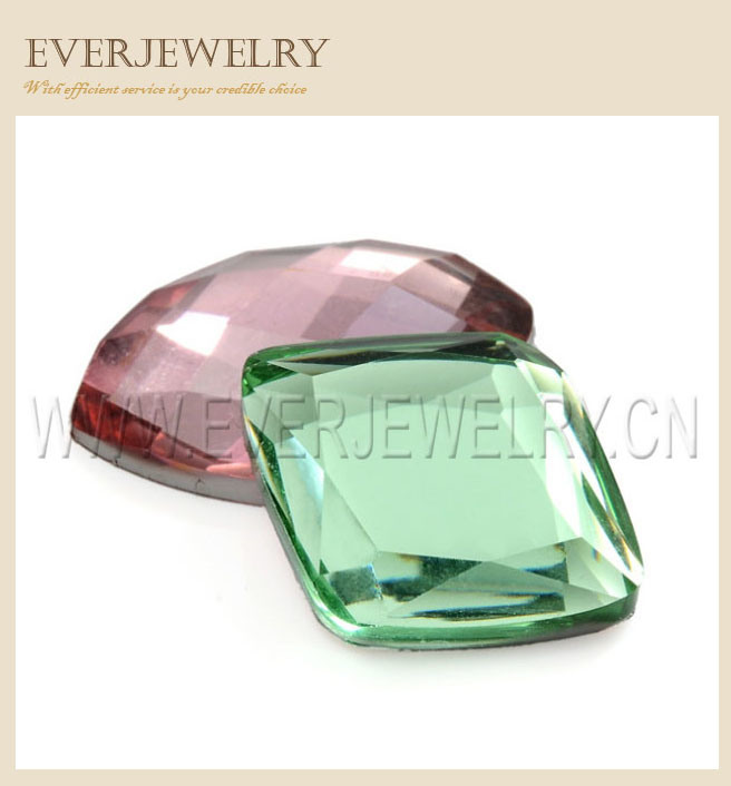 Resin Stud Accessory for Garment