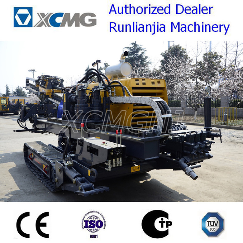 XCMG Xz400 Horizontal Directional Drill (HDD) Rig with Cummins Engine