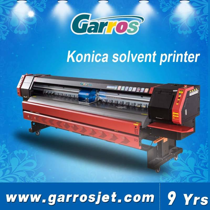 Large Format Printer Konica 512I Printhead Solvent Printer