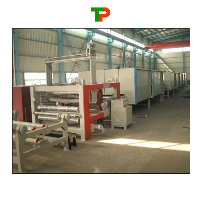 Melamine Paper Impregnation Line