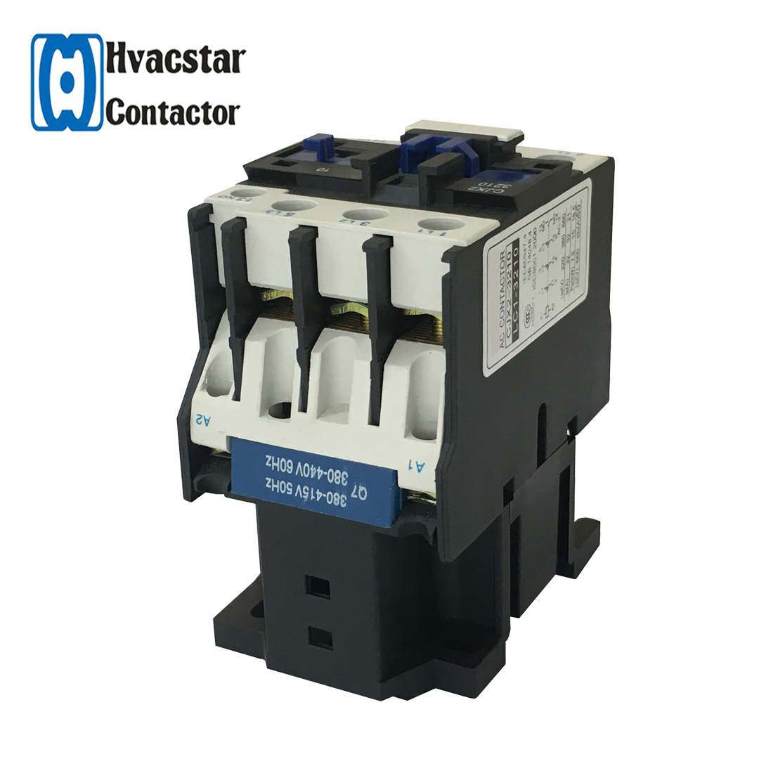 High Quality Cjx2 Series AC Contactor 32A Household Appliances 660V