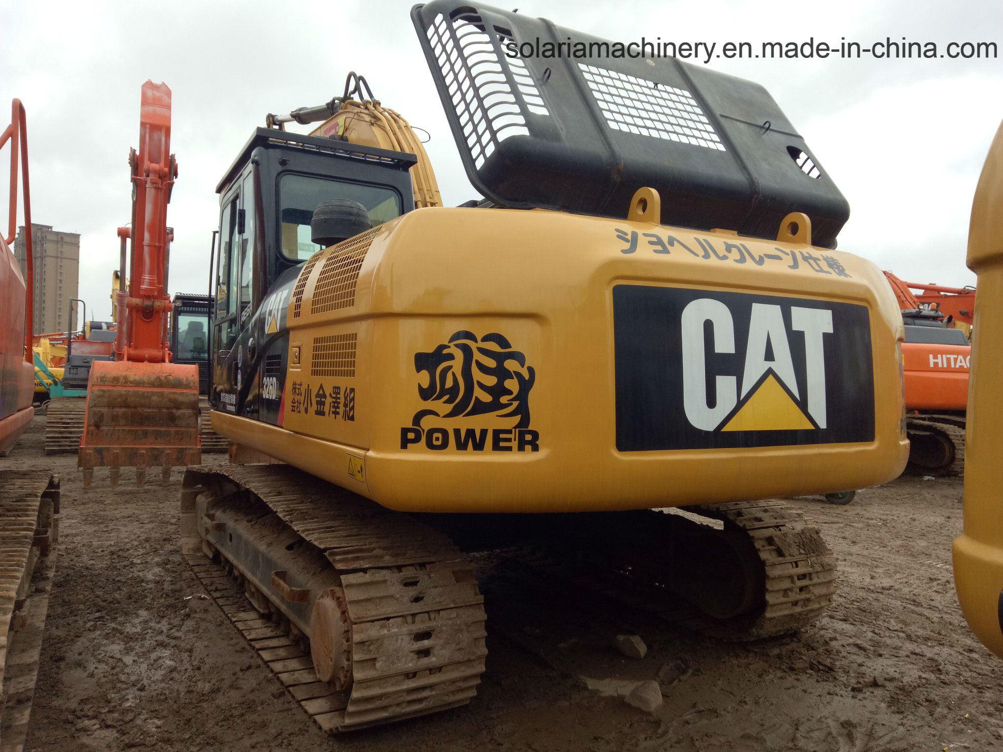 Used Caterpillar 26ton Excavator Cat 326...