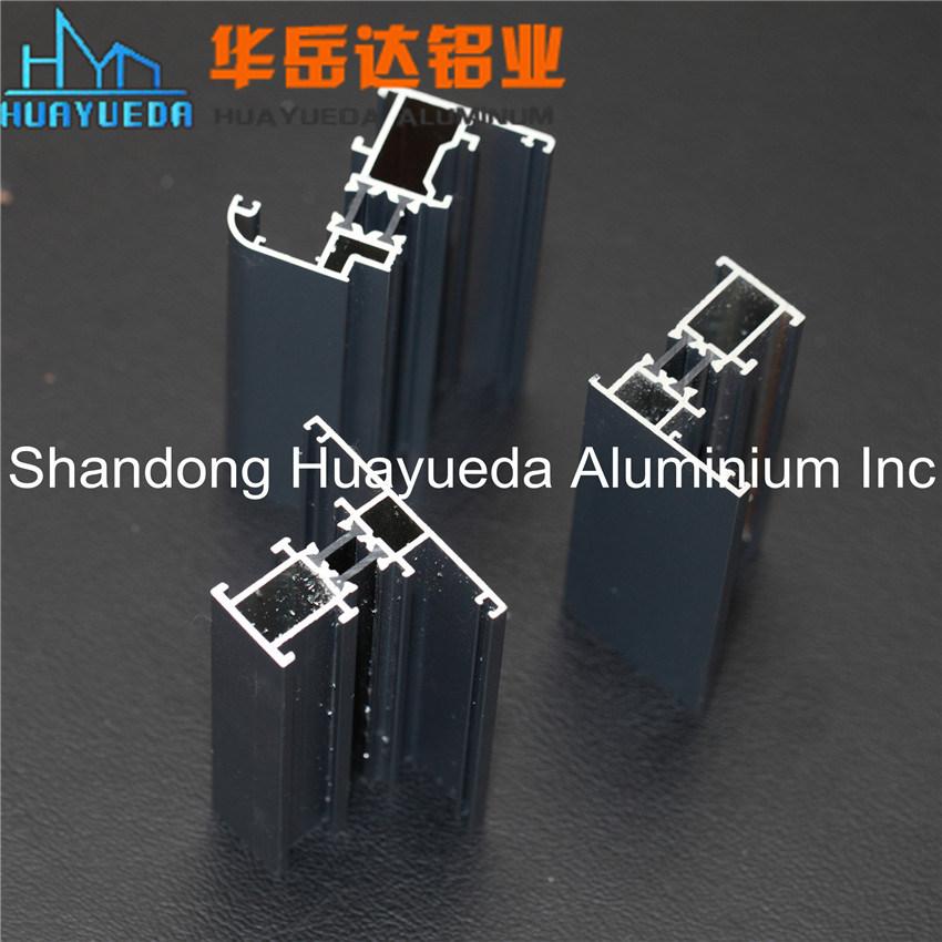 Aluminium for Sliding Door Window/Aluminium Frame/Aluminium Alloy