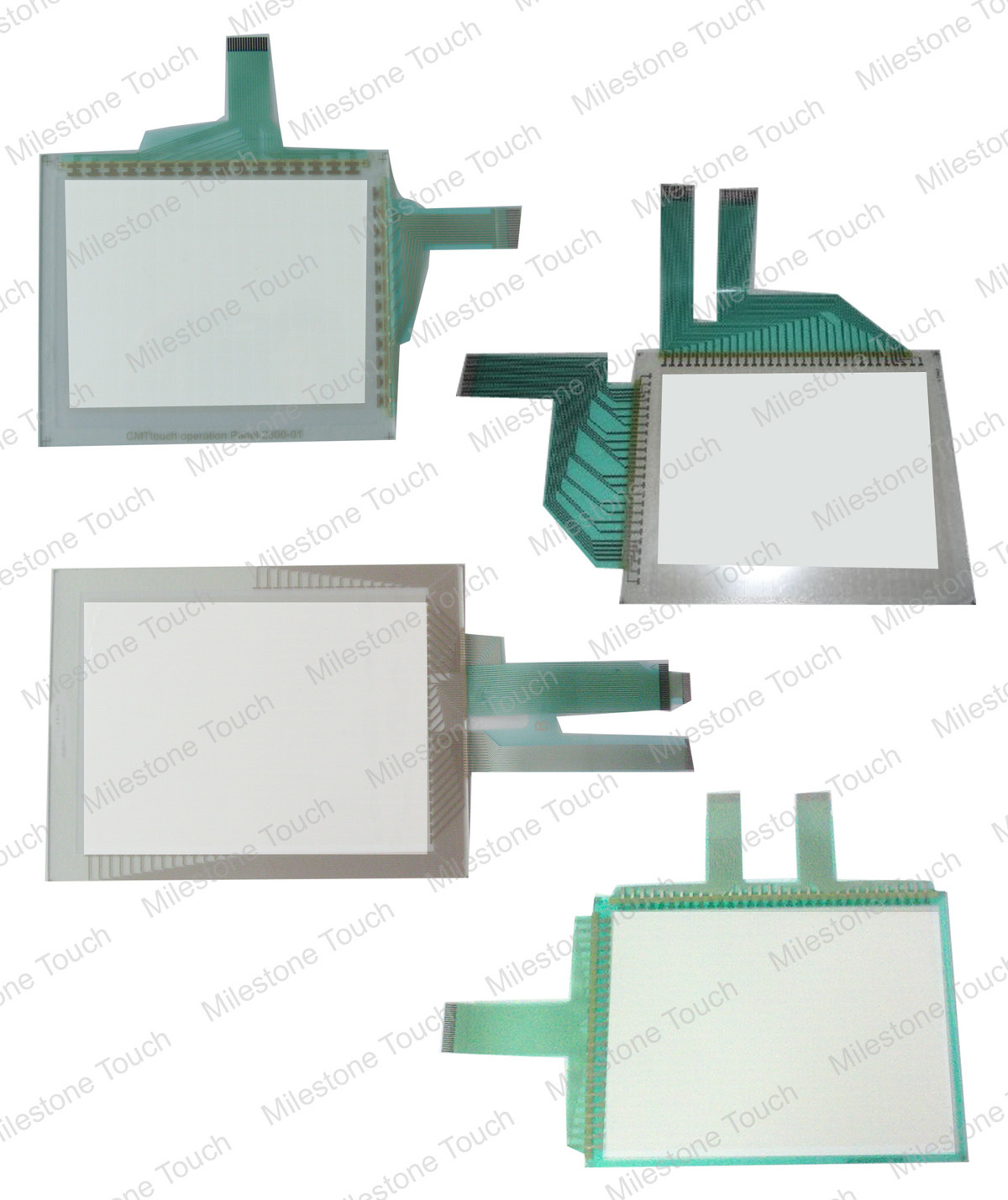 Pfxgp4501tadw / Pfxgp4501tma / Pfxgp4501tmd / Pfxgp4503tad Touch Screen Panel Membrane Glass for PRO-Face
