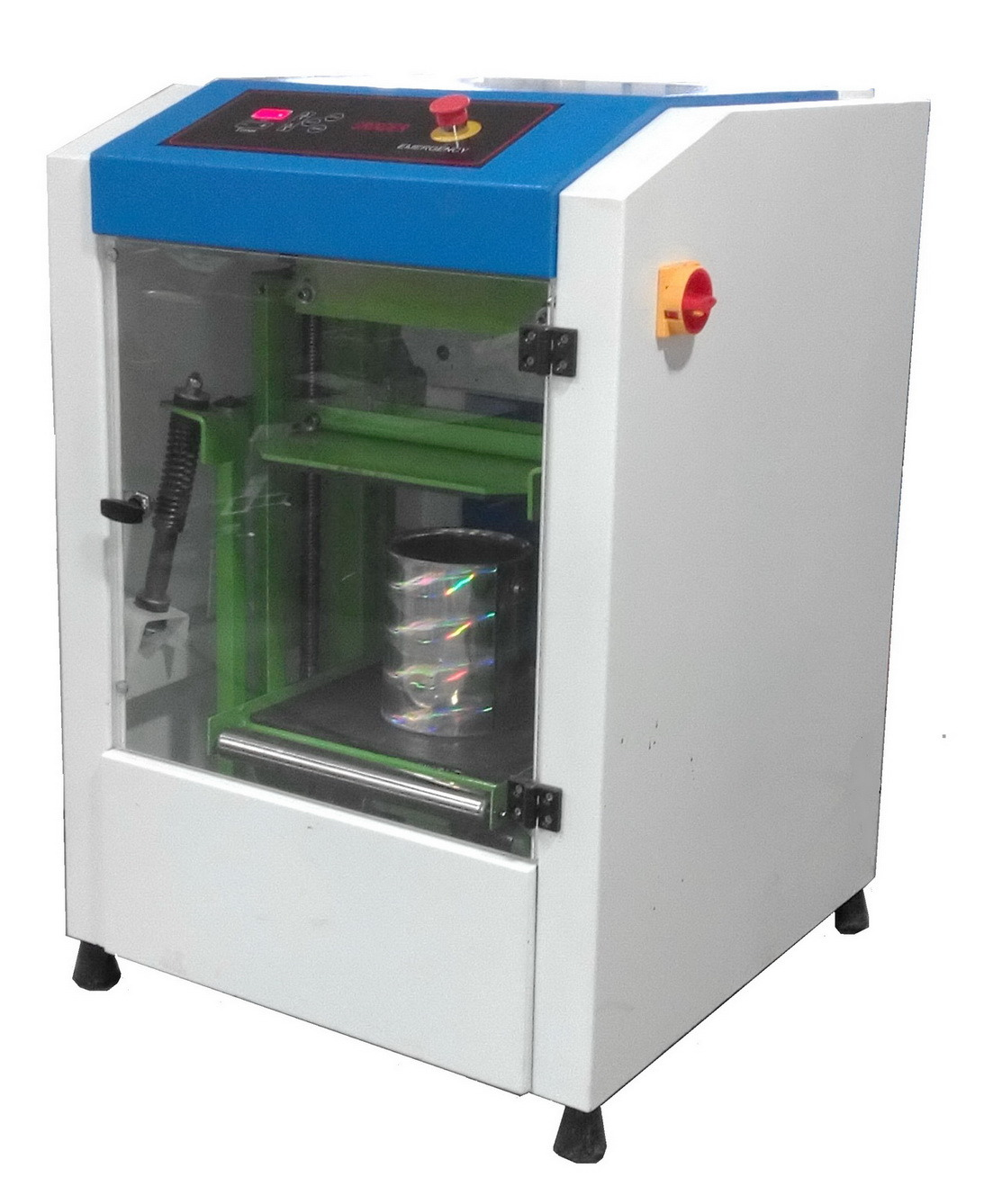 Automatic Clamping Vibration Paint Shaker
