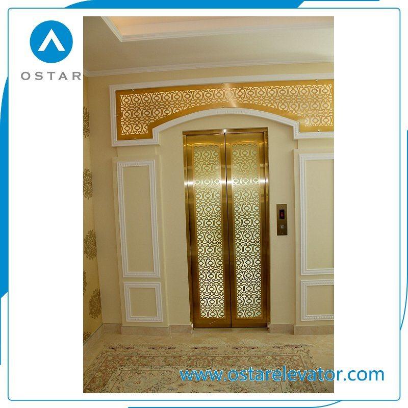 400kg 0.5m/S Small Loading Mini Home Lift Villa Elevator