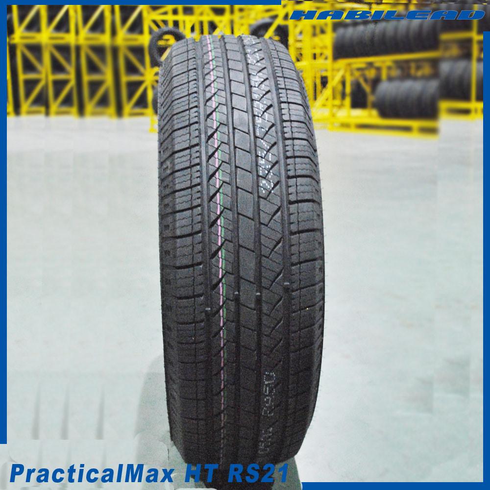 New Chinese City SUV 4X4 Ht Tire 215/501r7 215/65r17 225/60r17 225/65r17 235/55r17 235/60r17 235/65r17 245/65r17 Radial SUV Tire Price