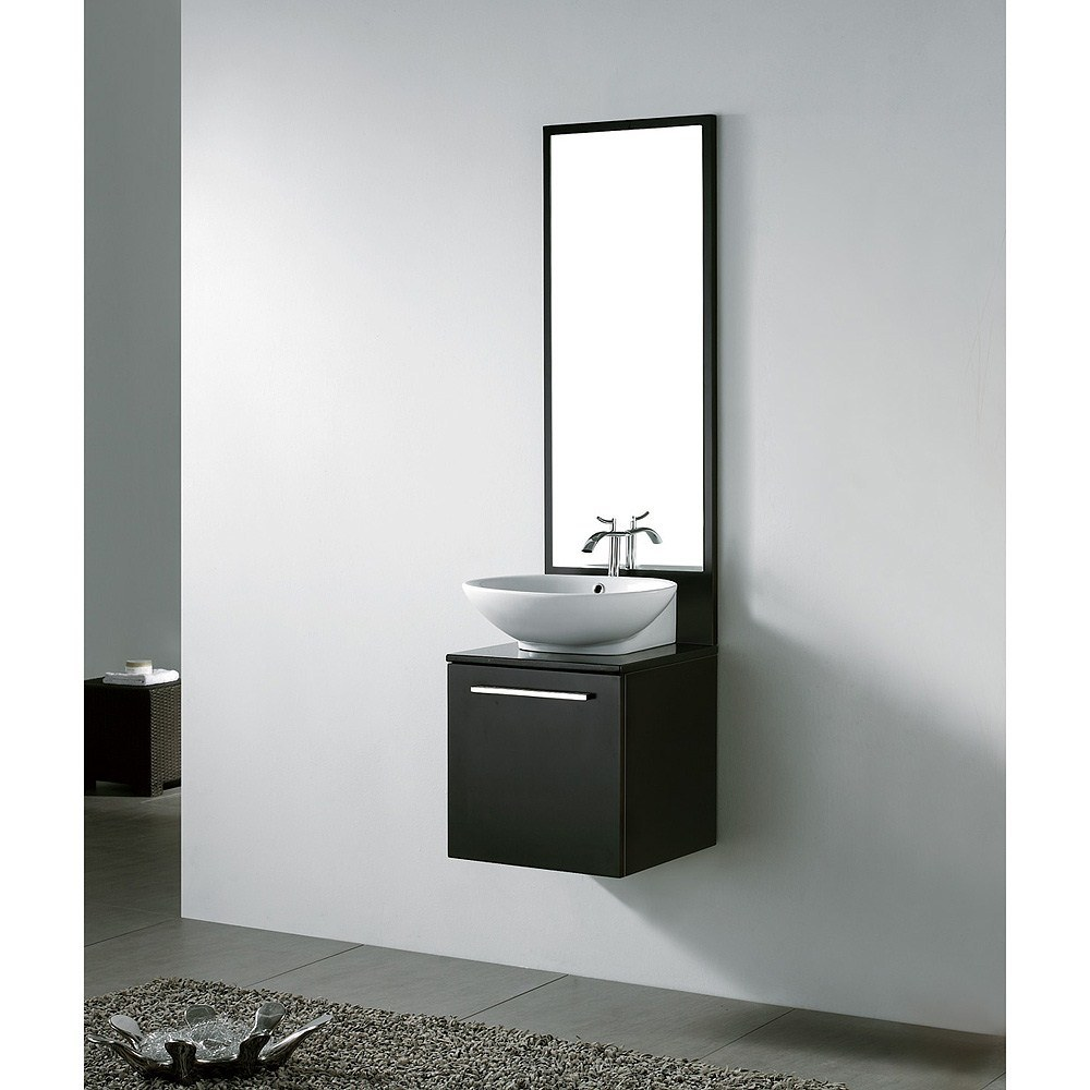China Small Size Vanities 21737 China Bathroom Cabinet Bathroom Vanity