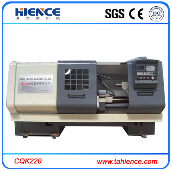 CNC Pipe Threading Lathe Machine Cqk220