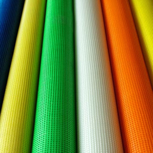 Coated Alkali-Resistant Fiberglass Mesh Cloth (CMAX001)