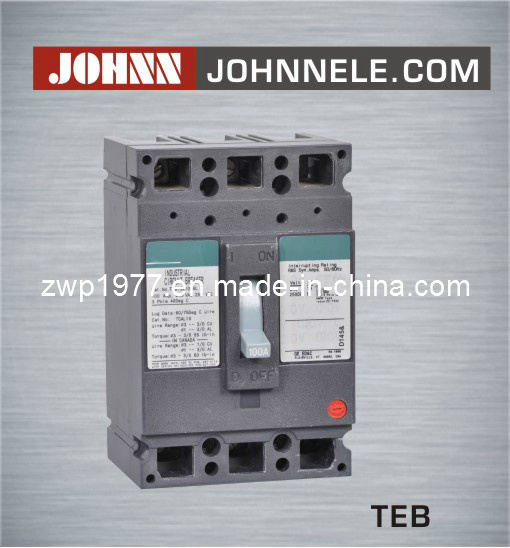 Teb Moulded Case Circuit Breaker