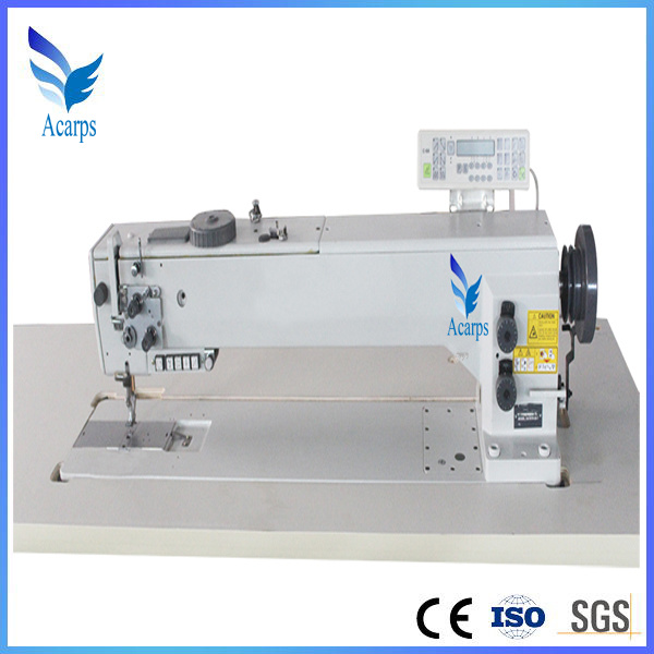 Long Arm Single Needle Sewing Machine