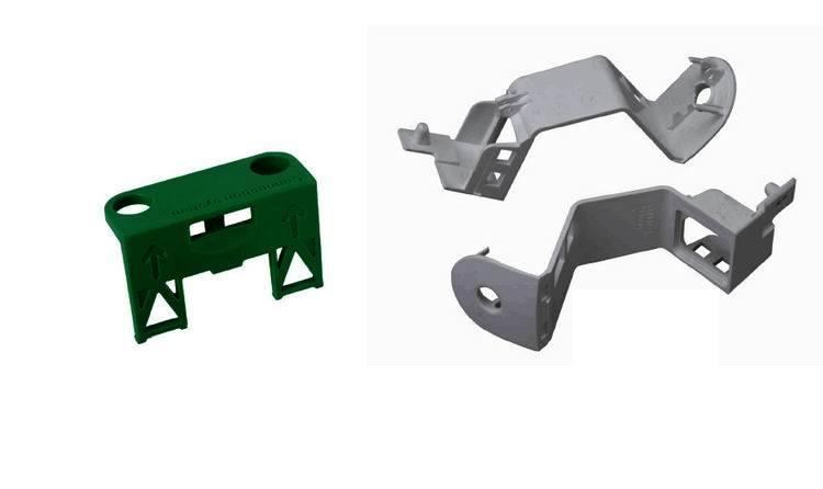 Plastic Mould for Clip Parts