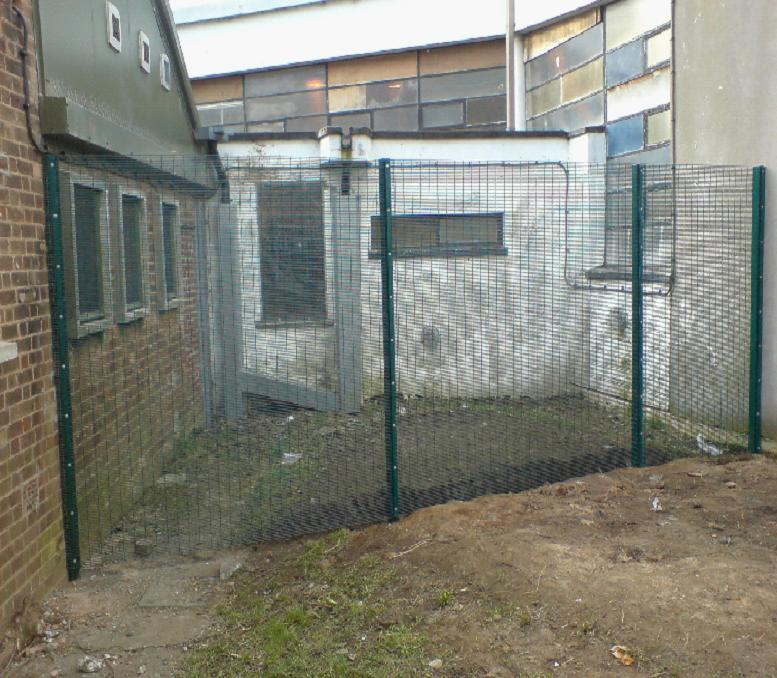 Factory Sale Prison Mesh Anti Climb Fence/358 High Security Fence
