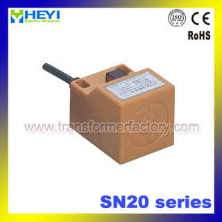 (SN20 series) Inductive Proximity Switch with Sensingrange Sn (Mm) 20mm