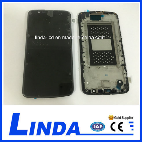 High Quality LCD for LG K10 LCD Screen with Frame