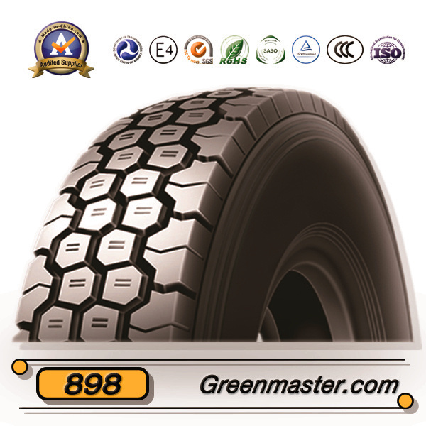 All Steel Radial Truck Tyre 10.00r20