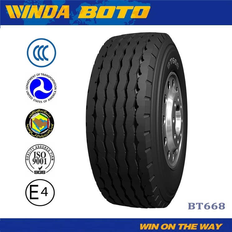 Heavy Load Drive TBR 10.00r20 Boto Radial Truck Tyre