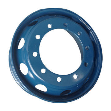 Truck Steel Wheel Rim for Truck Special (9.00*22.5)