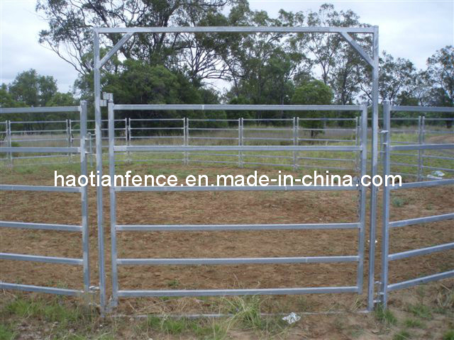 Australia Cattle Farm Equipment Cattle Yard Panel