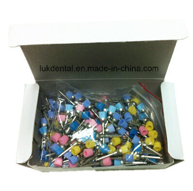 Hot Sale Dental Prophy Polishing Brushes with High Quality (PB-370)
