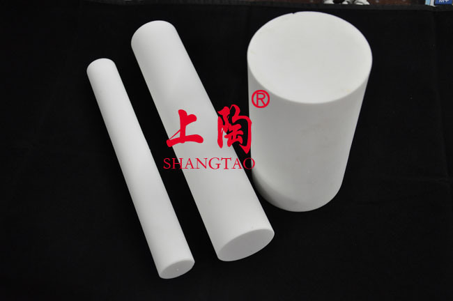 Macor Machineable Glass Ceramic Rod