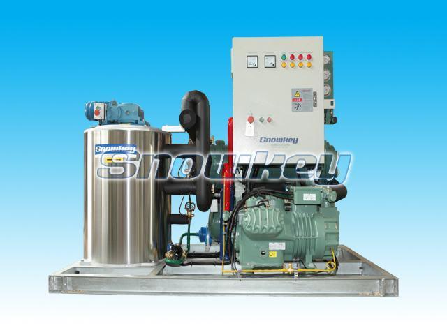 Flake Ice Machine Evaporator-4t (1)