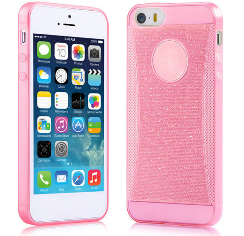 High Quality TPU Mobile Cell Phone Cover for iPhone 6