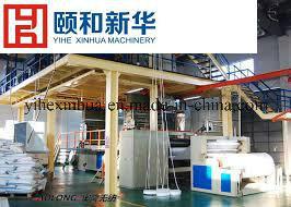 Nonwoven Fabric Making Machine Ss 4200mm