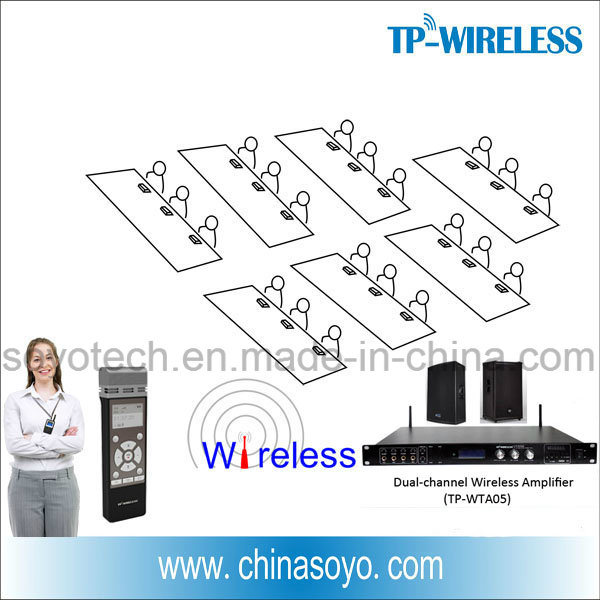 RF Wireless Classroom Sound Amplification System Solution