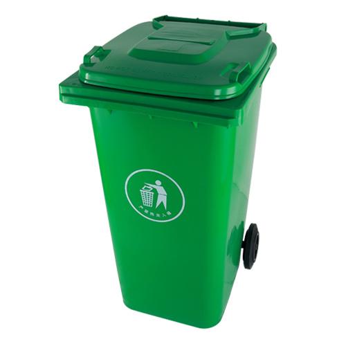 240L Plastic Waste Dustbin