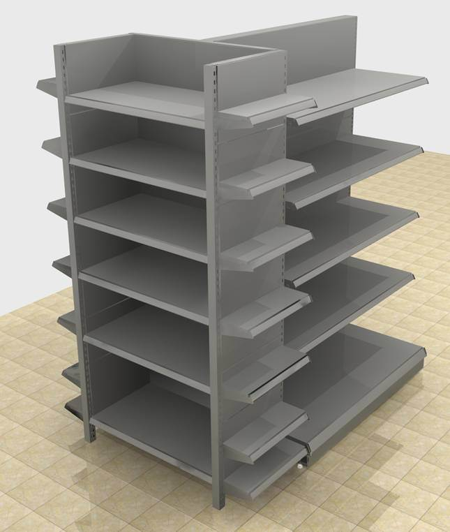 Store Display Shelf From Hegerls