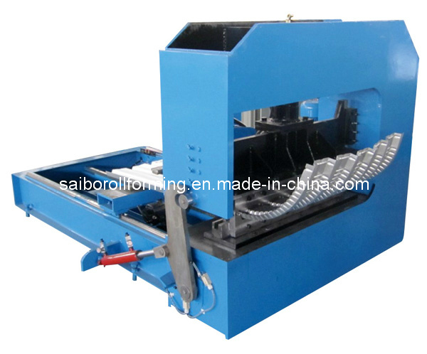 Hydraulic Curving Machine for Roofing (crimping machine)