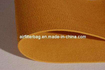 P84 Needle Felt/Filter Cloth/Filter Media (Air Filter)