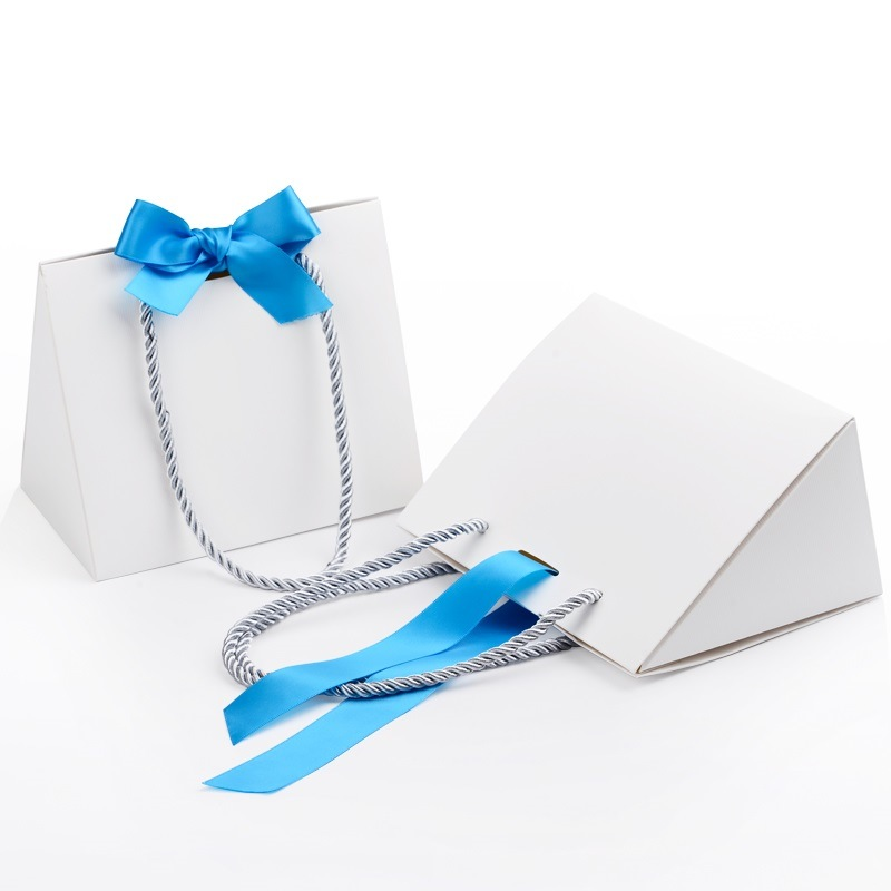Wholesale Custom Paper Gift Bags for Promotional (FLP-8929)