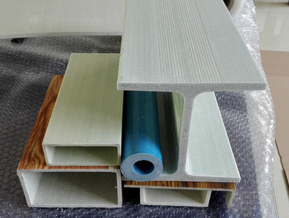 Composite Fiberglass Reinforced Plastic Profiles