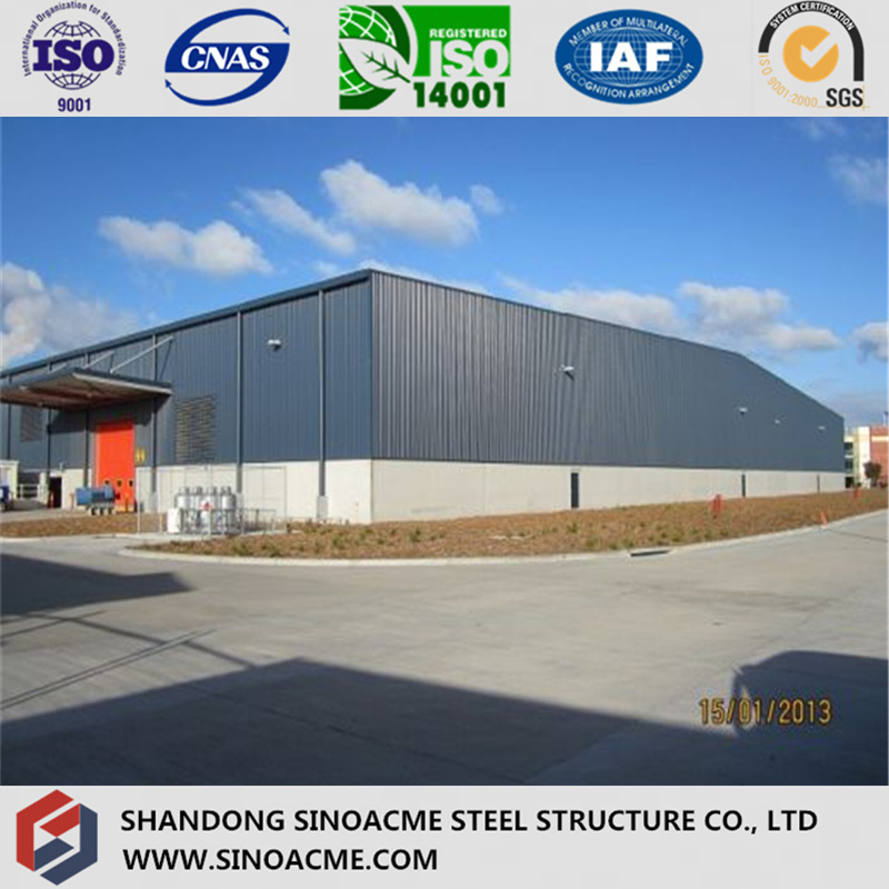 High Quality Steel Structure for Belt Conveyor