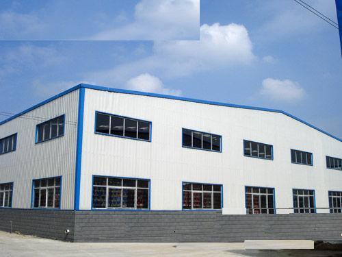 Hot Sales Steel Godown to Zambia