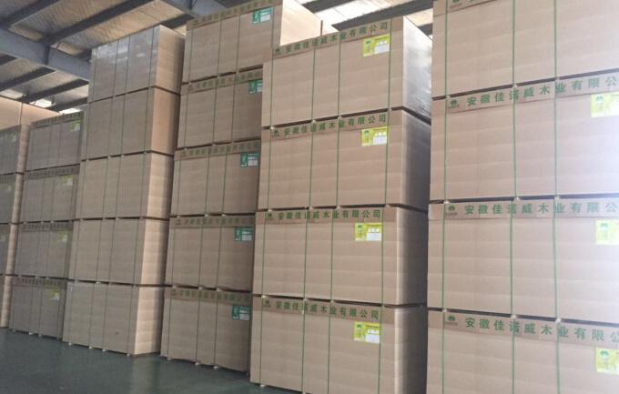 Hidensity Fiberboard for Laminated Flooring