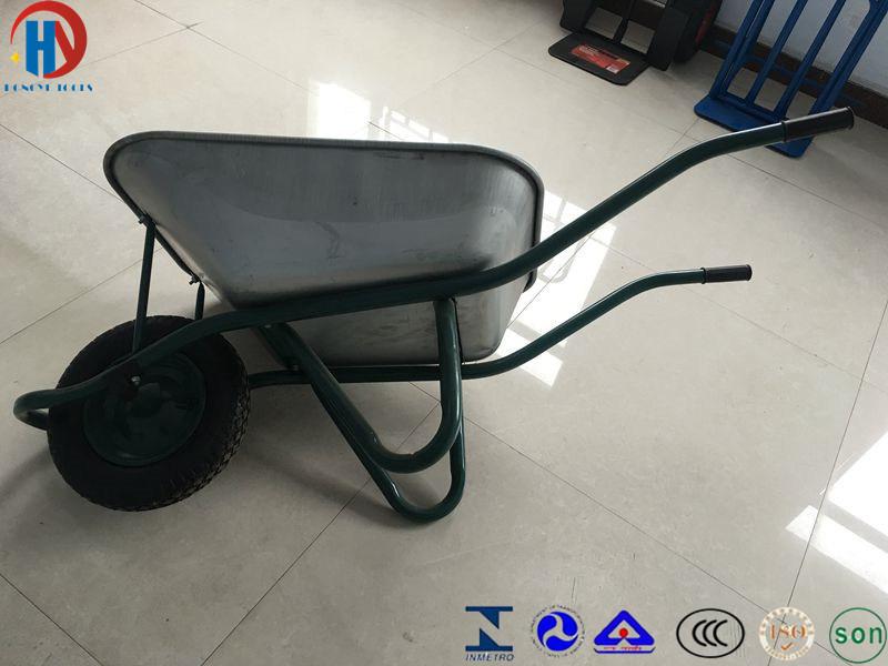 Good Quality Construction Metal Wheelbarrow