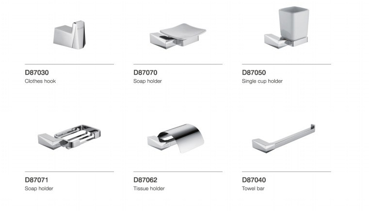 Bathroom Fittings Series Towel Holder (PJ08)