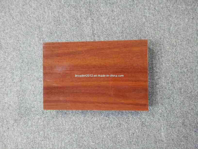 Panneau d coratif de ciment de fibre de couleur uv de for Panneau ciment exterieur